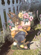 Easter Bunny - Boardwalk Originals Rabbit Decoration & Display